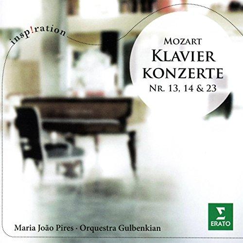 Maria-João Pires - Klavierkonzerte Nr. 13, 14 & 2