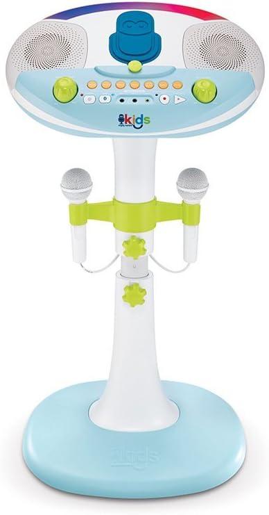 Singing Machine Kid's Pedestal Kids Karaoke System with Stand (SMK1010)