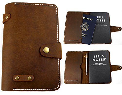 Standard Knight Co. The Wanderer Pocket Notebook Cover