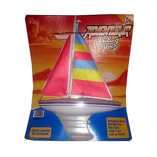 Adventurer Sailing Sloop 1985 HG Industries No. 192 [Toy]