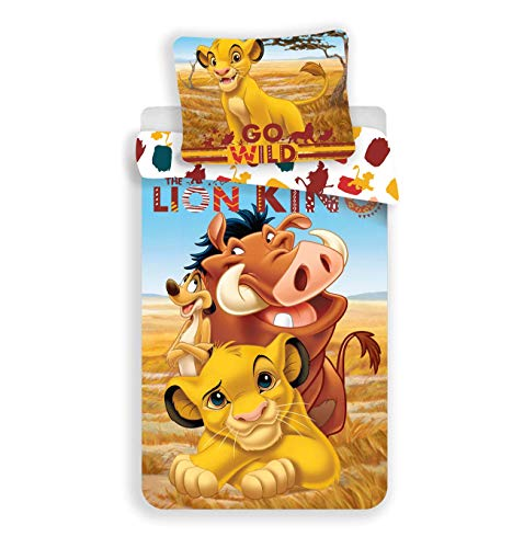The Lion King – Bedding Set – Cotton Duvet Cover