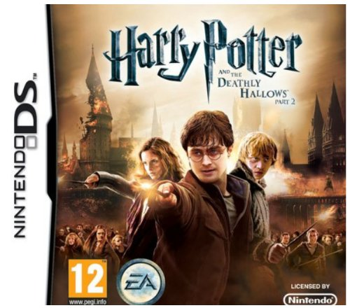 Harry Potter and The Deathly Hallows Part 2 (Nintendo DS) [Edizione: Regno Unito]