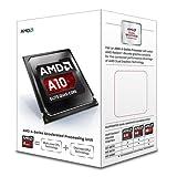 AMD APU A10 6700 Quad Core Procesador (Socket FM2, 3.7GHz, 4MB, 65W, AD6700OKHLBOX, Richland, Turbo Core 3.0 Tecnología, Tecnología de virtualización)