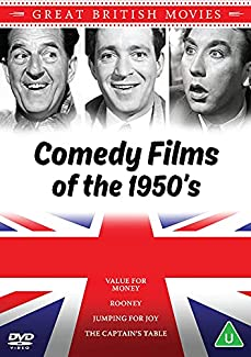 Comedy Films Of The 1950's