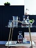 Spiegelau & Nachtmann 2-teiliges Schalen-Set, Kristallglas, Ø 11 cm, Noblesse, 0096060-0 - 5