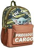 Star Wars Zaino Scuola Bambino, Baby Yoda Back To School Bambino, The Mandalorian Zaini Elementare, Cartella The Child, Regali Originali Per Bambini