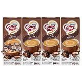 Nestle Coffee mate Coffee Creamer, Cafe Mocha, Liquid Creamer Singles, Non Dairy, No Refrigeration,...