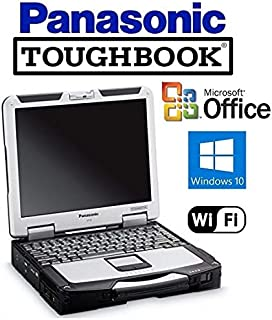 Panasonic Toughbook Laptop - CF-31 - Intel Core i5 2.5GHz CPU - New 512GB SSD - 16GB DDR3 - 13.1