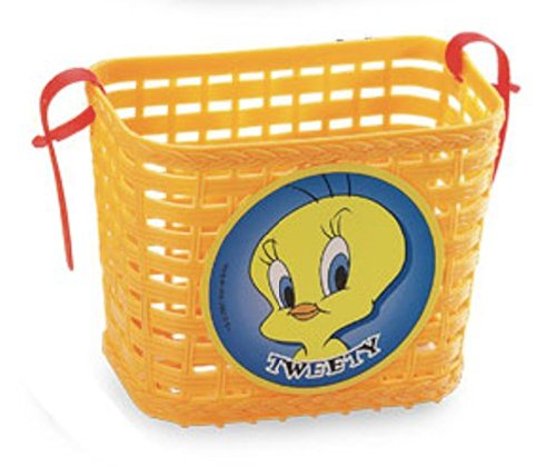 Piolín Titi (Looney Tunes) – Panier de vélo (Saica Toys 0549)