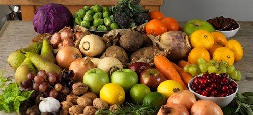 Extra large Fruit & Vegetable Hamper - organic products