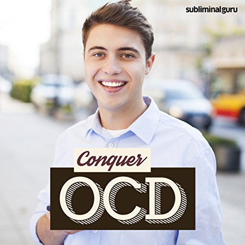 Conquer OCD audiobook cover art