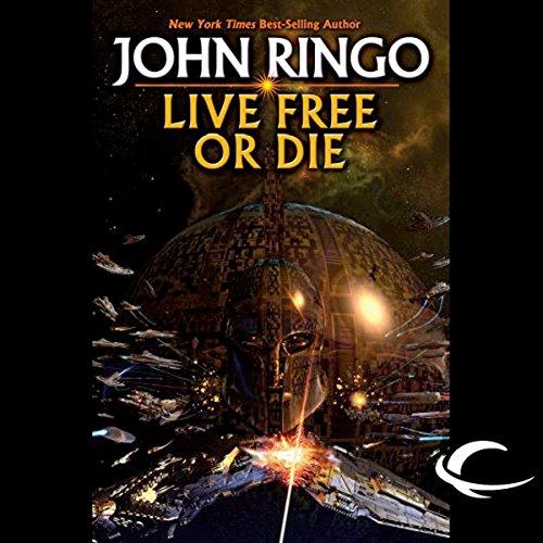Live Free or Die audiobook cover art