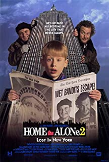 Best home alone 2 movie poster Reviews