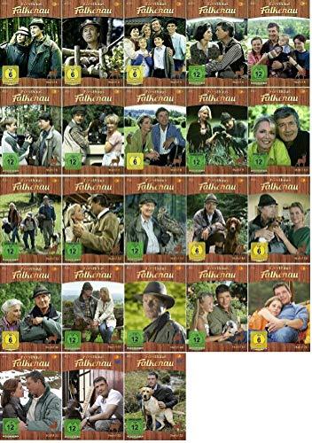 Forsthaus Falkenau Staffel 1-23 / (1+2+3+4+5+6+7+8+9+10+11+12+13+14+15+16+17+18+19+20+21+22+23, 1 bis 23) / Folge 1-307 [DVD Set]