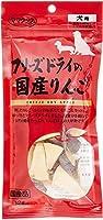 【9個セット】ママクック フリーズドライの国産りんご 12g
