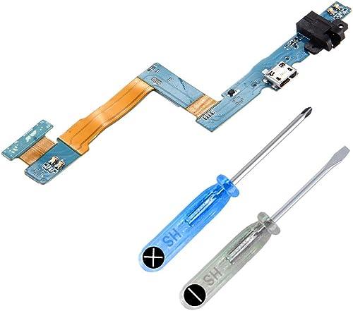 MMOBIEL Connecteur Port Micro USB/Chargeur (Dock) Compatible avec Samsung Galaxy Tab A (9.7 Pouces) SM-T550 T555 + ki...