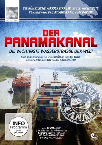 Der Panamakanal (Parthenon / SKY VISION)