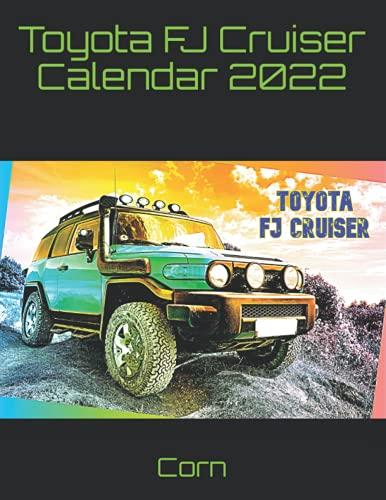 Toyota FJ Cruiser Calendar 2022
