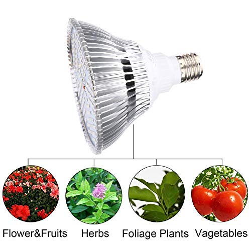 Grow Gloeilamp, volspectrum 150 LED 100W E27 plant Grow Light lamp voor kasplanten bloeigroei 85-265V