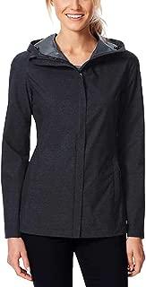 Women's Rain Jacket Coat Weatherproof