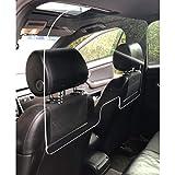 Pantalla/Mampara protección | Indicada para Taxis | Fácil Montaje | Sujeción con Bridas | 1000x500x2 mm.