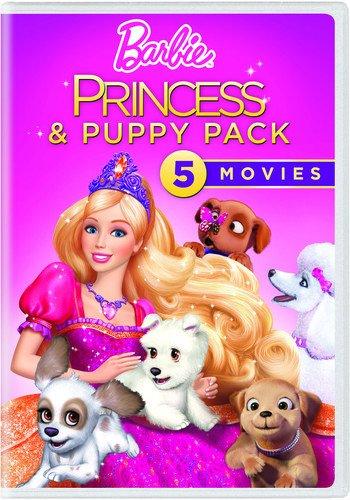 Barbie Princess & Puppy Pack [Edizione: Stati Uniti] [Italia] [DVD]