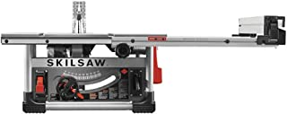SKILSAW SPT99-RT 10 in. Heavy Duty Worm Drive Table Saw (Renewed)