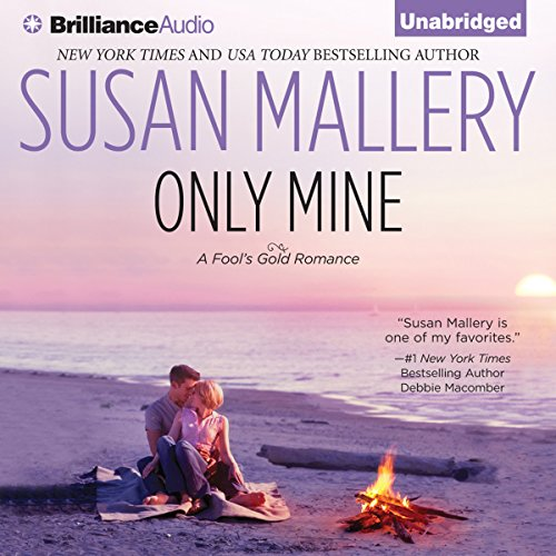 Only Mine audiobook cover art