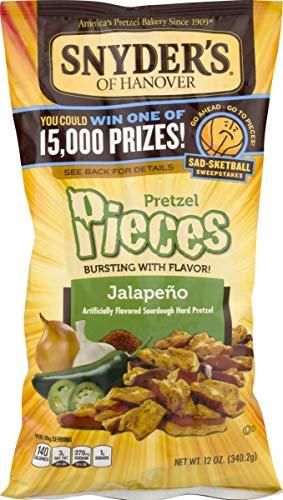 Snyder's of Hanover Flavored Pretzel Pieces- 12 oz. Bags