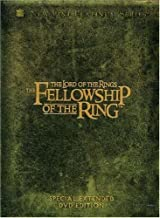 The Lord of the Rings: The Fellowship of the Ring (Special Widescreen Extended Edition) (4 Discs)