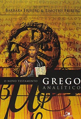 Novo Testamento grego analítico, O