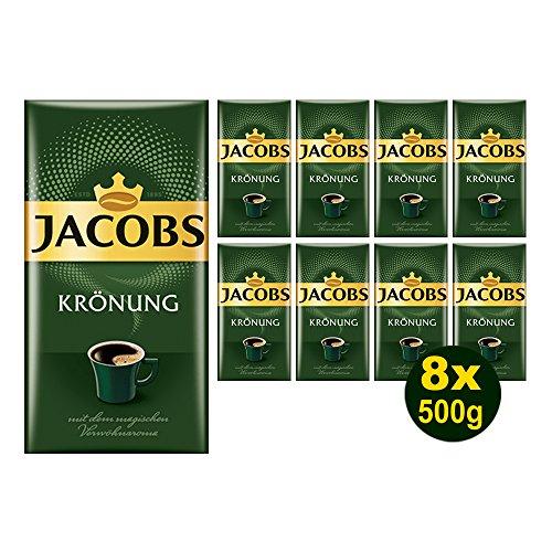Jacobs KRÖNUNG 8x 500g  4000g Bild