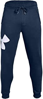Under Armour Men's UA Rival Fleece Fitted Joggers