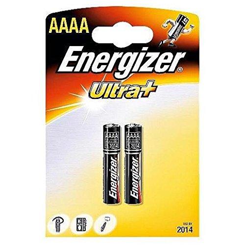 ENERGIZER 8 Blistern à 2 Alkali-Batterien, E96 AAAA, LR61) 2er Pack MN2500
