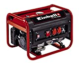 Einhell Generador eléctrico (de gasolina) TC-PG 2500 (4 kW, potencia continua de 2100 W,...