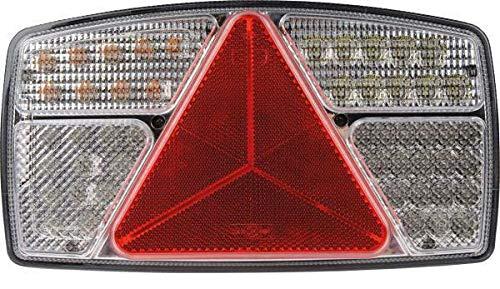 Elparts 83830523 Combinaison d'éclairage arrière