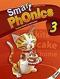 e-future Smart Phonics レベル3 スチューデントブック (フラッシュカード CD付) 英語教材
