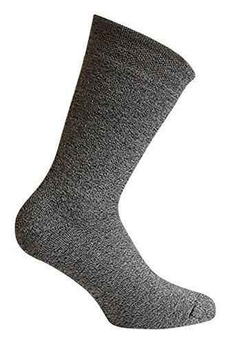 Star Socks Germany 6 Paar Herren Thermo Socken Ohne Gummi (7505), Groesse: 43-46