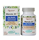 Best Eye Supplements - Quantum Health Macula 30+ Softgels, Eye Supplement, Macular Review