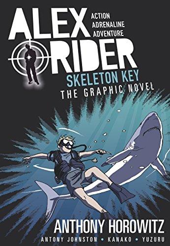 Alex Rider Skeleton Key Graphic Novel