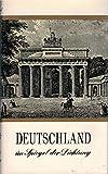 Deutschland im Spiegel der Dichtung . Zusammengestellt und Vorwort von Marianne Bernhard . ( Sonderausgabe )