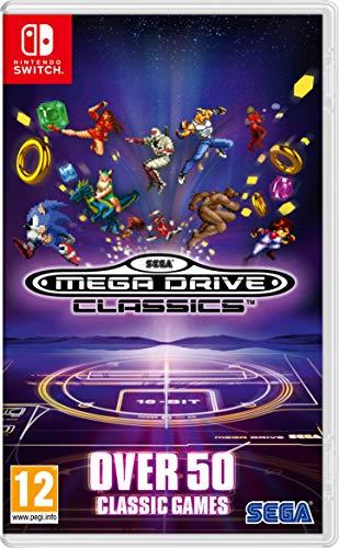 SEGA Mega Drive Classics Nintendo Switch Game