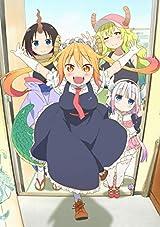 「小林さんちのメイドラゴン」第1期アニメBD-BOXが4月リリース