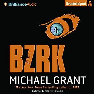 BZRK cover art
