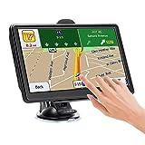 Sistema de navegación GPS para camión, portátil, satélite, de 5 Pulgadas, con cámara de Velocidad y Pantalla táctil de guía de Voz y Mapa de navegador de por Vida de la UE 47 países 2021