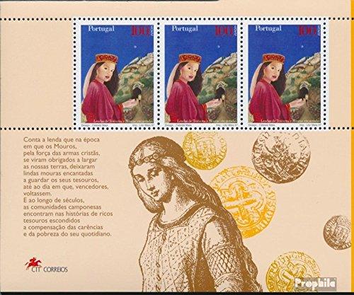Portugal mer.-no.: Bloc 124 (complète.Edition.) 1997 €urope (Timbres pour Les collectionneurs)