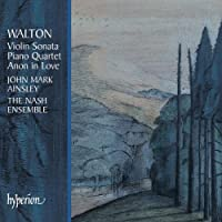 Chamber Music-Violin Sonata Piano Quartet Anon in