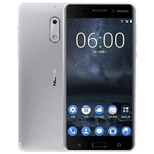 "NOKIA 6 4GB 64GB-Smartphone 5,5""-Color Plata"
