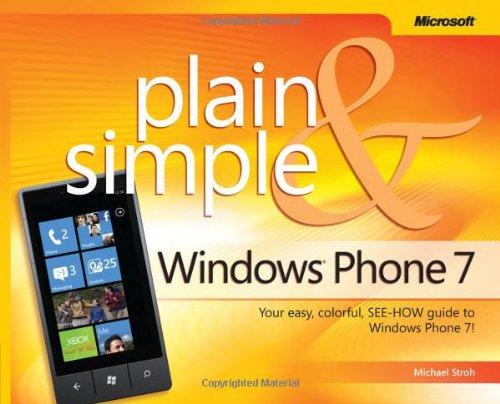 Windows Phone 7 Plain & Simple