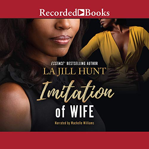 Imitation of Wife audiobook cover art